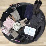 Fare la valigia perfetta: preparare gli outfit