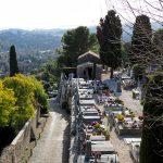 Il cimitero di Saint Paul De Vence