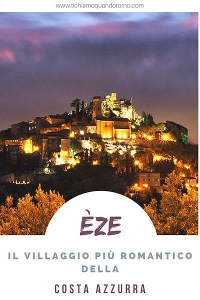 Cosa fare e cosa vedere a Èze, un romantico villaggio abbarbicato sulla roccia che domina sulla Costa Azzurra, a due passi dall'Italia e da Nizza.  #eze #costaazzurra #cotedazur #francia #borghi #villagesperchè #villaggi #borghidavisitare #weekend #ideeromantiche #itinerario #travelblogger #viaggiare #borghipiùbelli