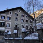 Pontresina: abitazione in stile engadinese