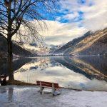 Treno del Bernina: il lago di Poschiavo