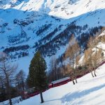 Treno del Bernina: Alp Grüm