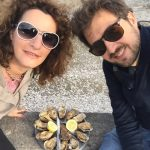 Aperitivo di ostriche a Cancale in Bretagna