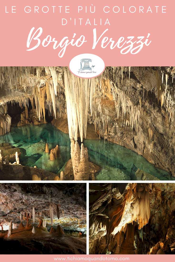 Le grotte di Borgio Verezzi, note come