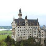 Il castello Neuschwanstein sulla Romantic Strasse