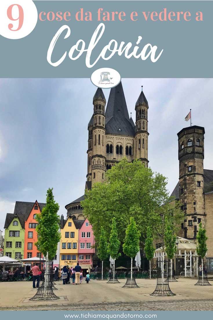 Cose da fare e vedere a Colonia
