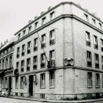 Colonia insolita: edifico del NS-Dokumentationszentrum