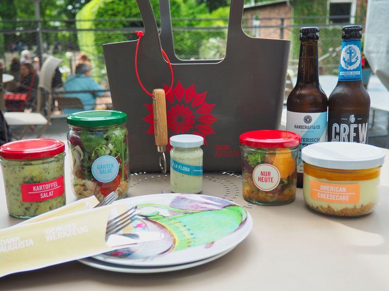 Colonia insolita: picnic al Dank Augusta