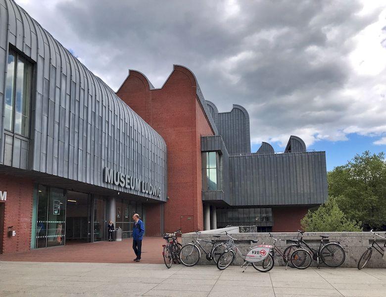Il Museo Ludwig di Colonia