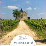 Itinerario a Saint Emilion