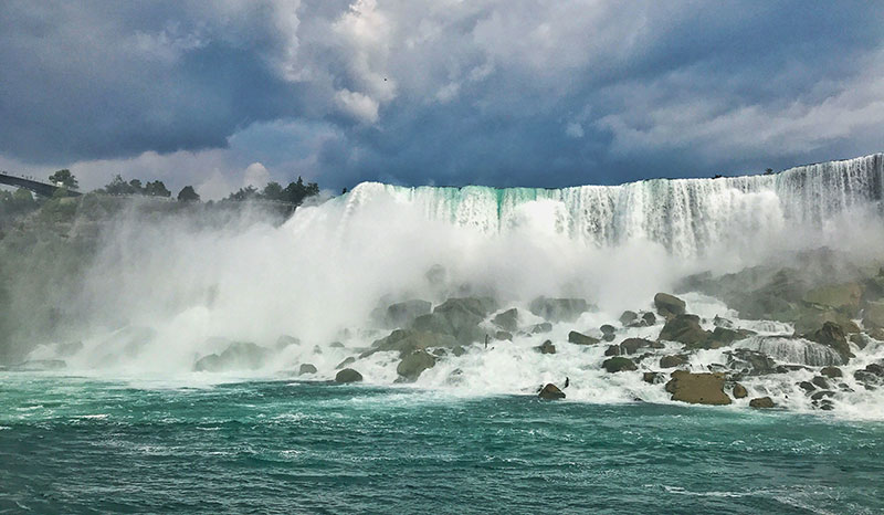 Le cascate del Niagara